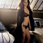 berenice marlohe en tenue sexy pour James Bond