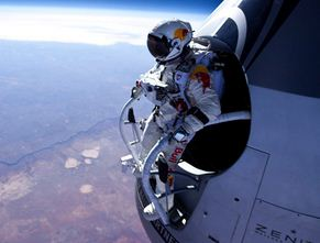 Red Bull Stratos : Exploit réussi !