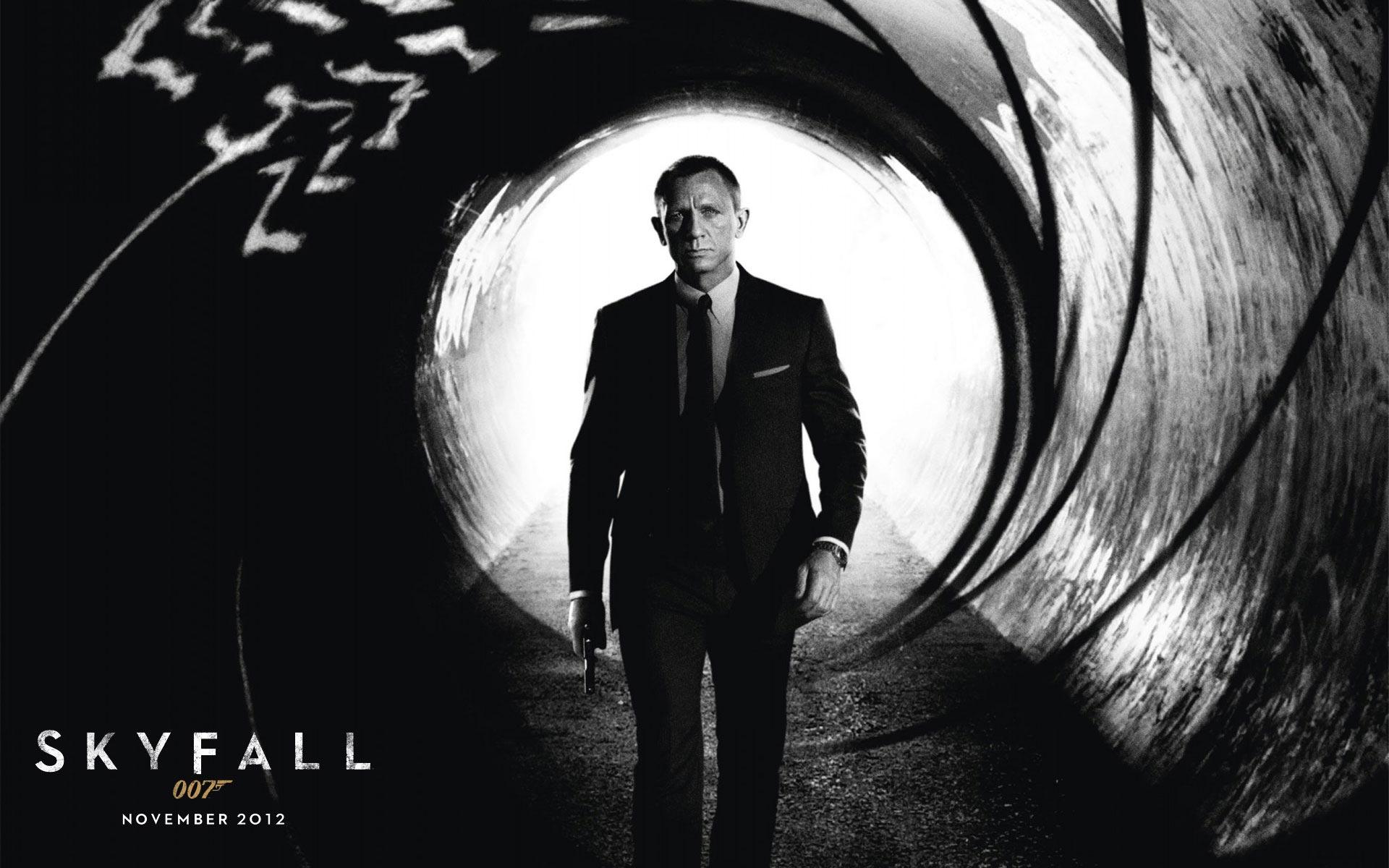 Un nouveau trailer pour le prochain opus de James Bond : 007 Skyfall