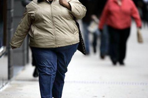 L'obesite est en augmentation chez les adultes français