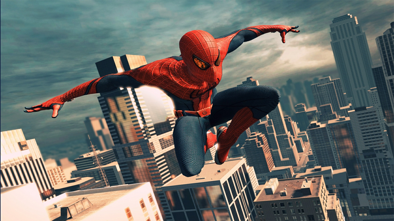 The Amazing Spiderman devrait être disponnible sur la nouvelle console de Nintendo : Wii U