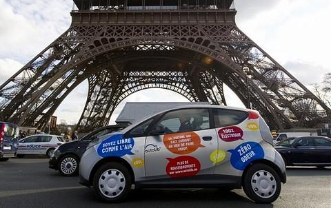 Lancé il y a maintenant, le projet Autolib' semble être un succès en Ile-de-France