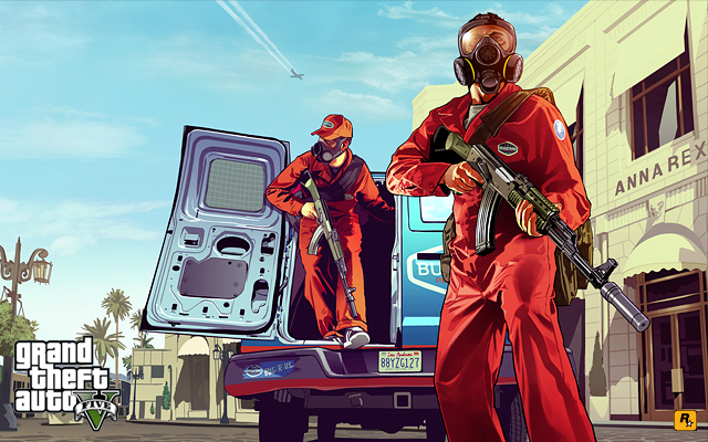 GTA 5 : c'est pour bientôt !