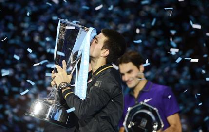 Novak Djokovic : encore une victoire