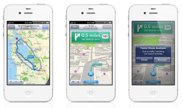 Plan iOS6 : le responsable licencié