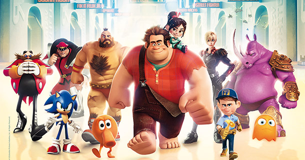Les mondes de Ralph de Disney cartonne aux Etats Unis