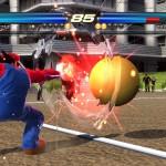 Mario dans Tekken Tag Tournament 2 Wii U