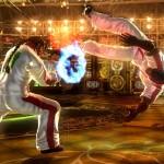 Exemple de prise en combat dans Tekken Tag Tournament 2 Wii U