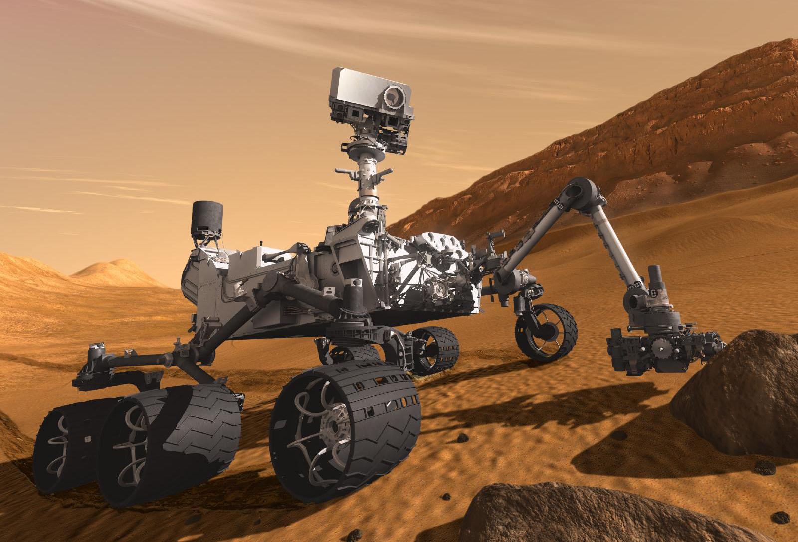 La NASA dément les rumeurs d'une découverte majeure du robot Curiosity sur Mars