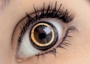 Des chercheurs belges viennent de mettre au point des lentilles de contact capables d'afficher des informations !