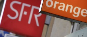 Amende record pour Orange et SFR