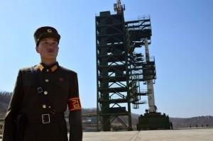 Lancement réussi pour la fusée Nord Coréenne qui pourrait contenir des missiles balistiques.