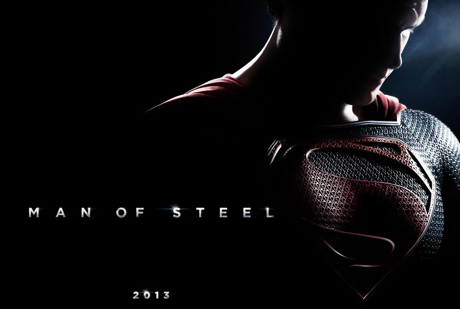 Découvrons aujourd'hui les premières images de la futur adaptation au cinéma de Superman : Man of Steel !