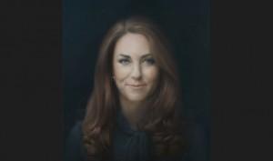 Kate Middleton : le fameux portrait critiqué sur la toile