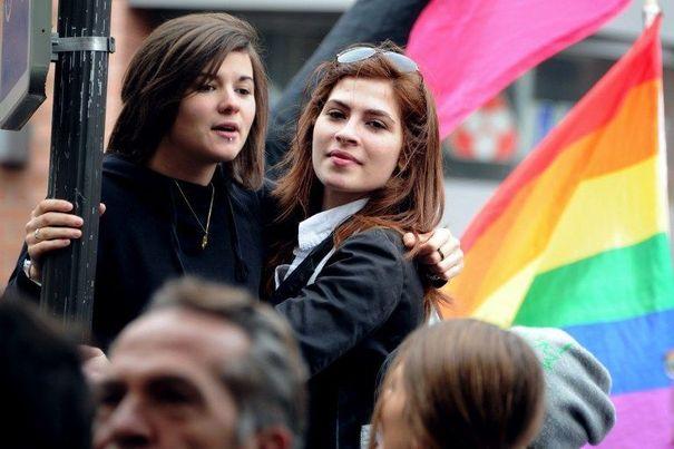 Près de 400 000 manifestants se sont rassemblés dimanche 27 janvier pour soutenir le mariage gay