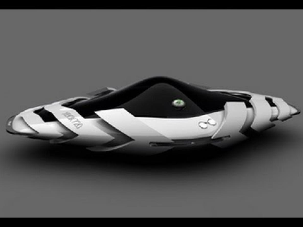 Un prototype qui pourrait ressembler à la prochaine console de Microsoft : la Xbox 720 !