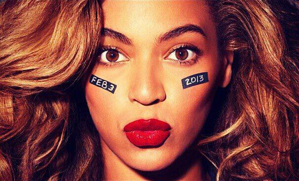 Beyoncé au Superbowl 2013  : la vidéo !