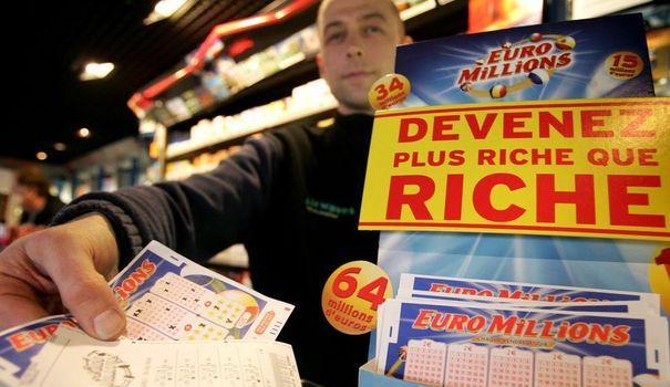 La loterie européenne Euromillion entame une belle année 2013 avec un premier gagnant français ! une cagnotte de 44 millions d'euros !