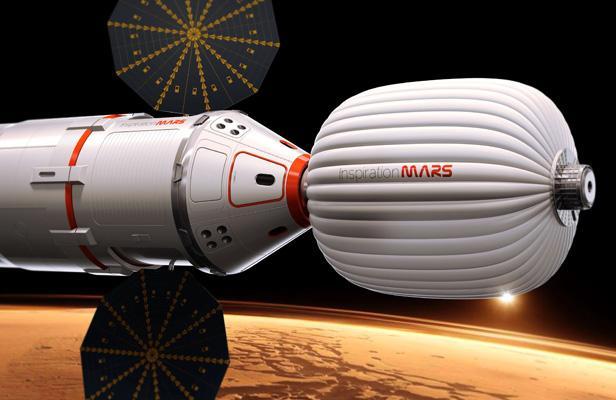 Le milliardaire et touriste de l'espace Tito Dennis vient d'annoncer son propre projet de voyage habité sur la planète mars !