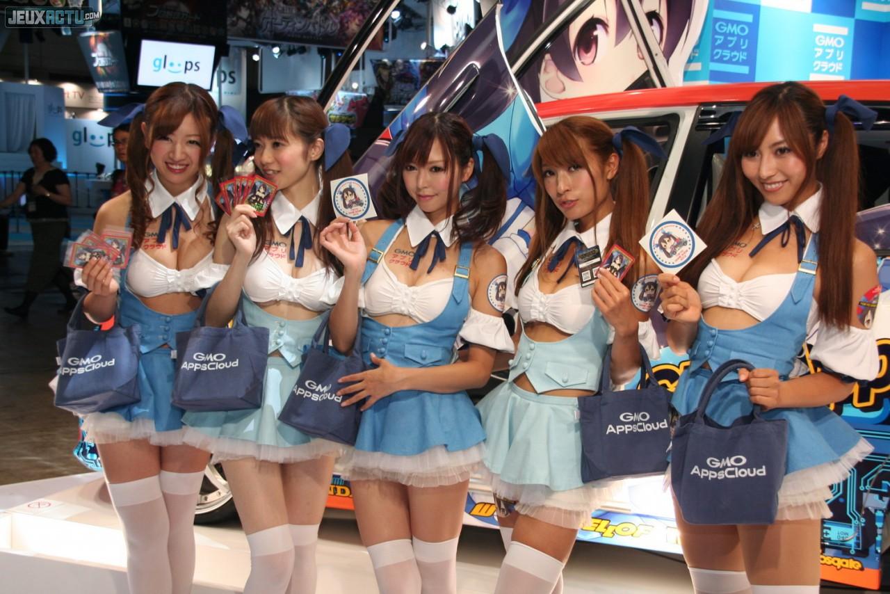 Tokyo Game Show : le salon devrait prendre un nouveau virage cette année