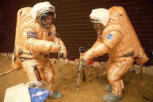 Mars : premier pas de l'homme en 2018 ?