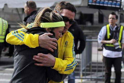 L'attentat de Boston aurait fait 3 morts et un grand nombre de blessés.