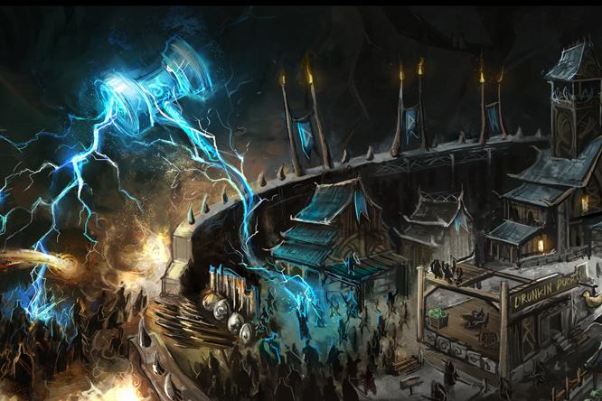 Camelot Unchained : le retour du roi des MMORPG