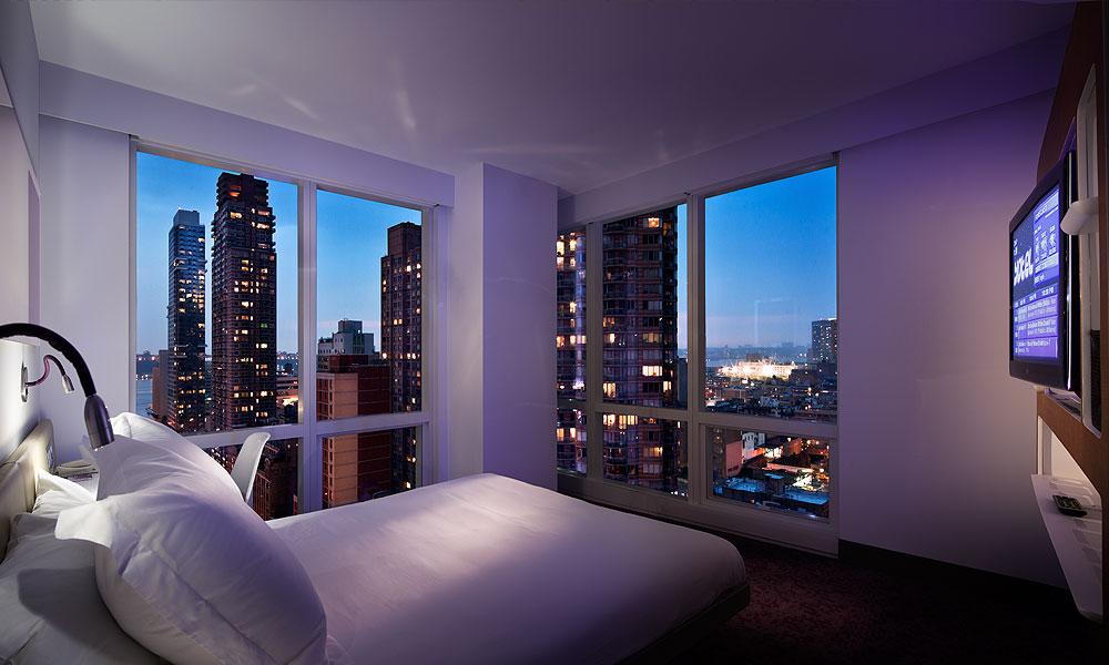 Comment trouver son hôtel à New York ?