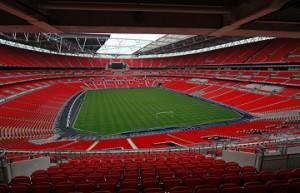 Le Wembley Stadium reçoit la finale de la C1 2012-2013
