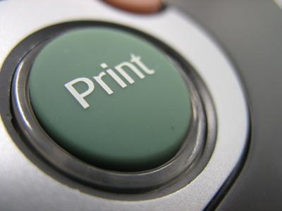 Comment imprimer directement en ligne