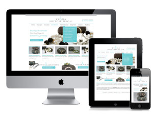 Exemple de site en responsive design