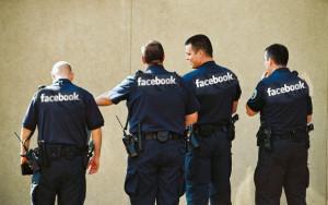 En Espagne, même la Police utilise Facebook et Twitter