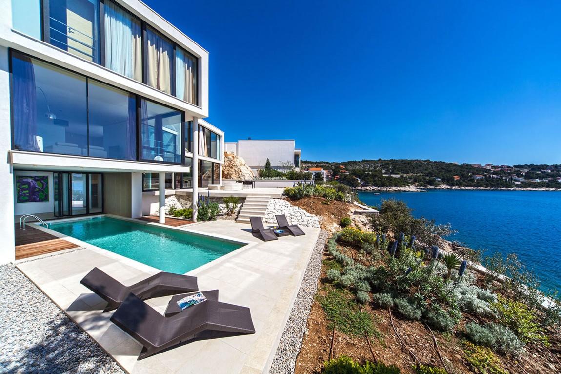 Construire une maison en bord de mer